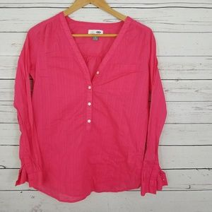 Old Navy Tunic Blouse Size Small
